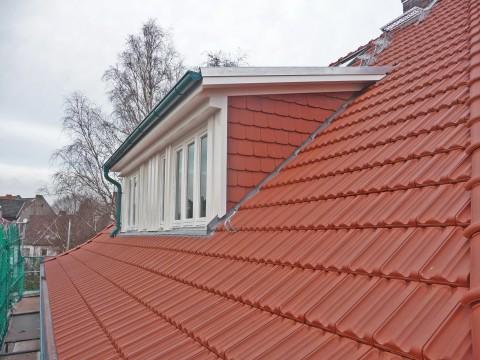 Stirnbrett dach